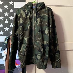 Camo Sweater from Polo by Ralph Lauren